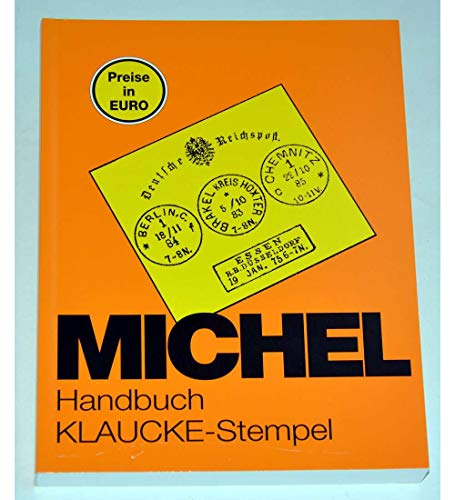 Goldhahn MICHEL Handbuch-Katalog