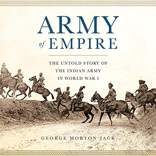 Army of Empire audiobook cover art