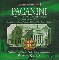 Paganini/Concertos for Violin