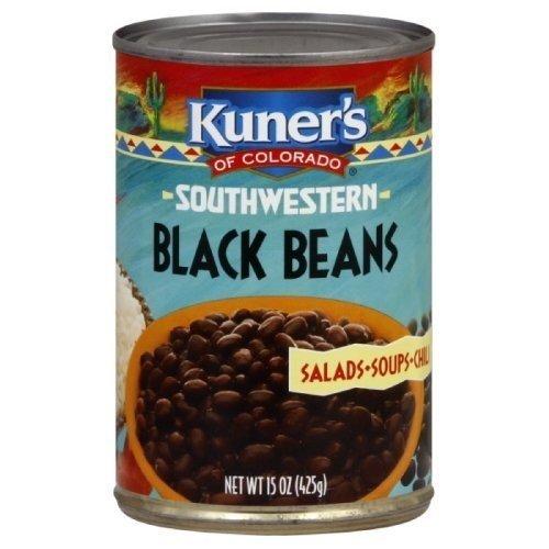 Kuner's Black Beans 15 OZ 24 of Award Max 88% OFF Pack