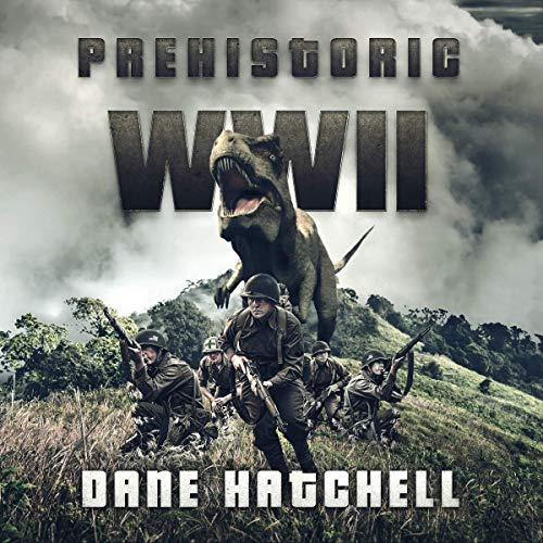 Prehistoric WWII audiobook cover art