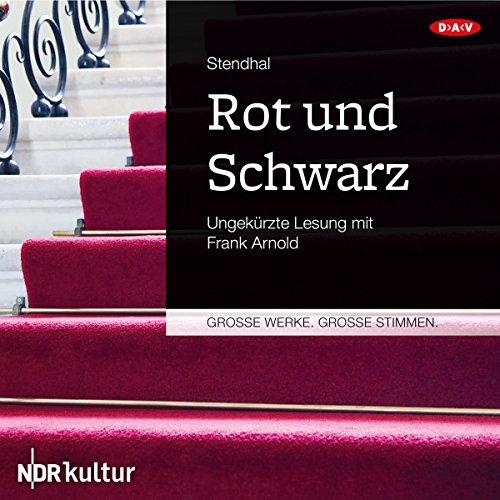 Rot und Schwarz audiobook cover art