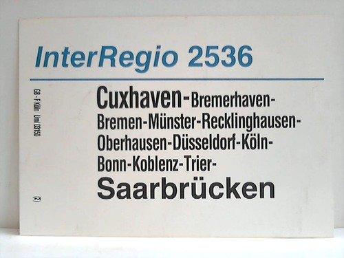 InterRegio 2536 / 2539