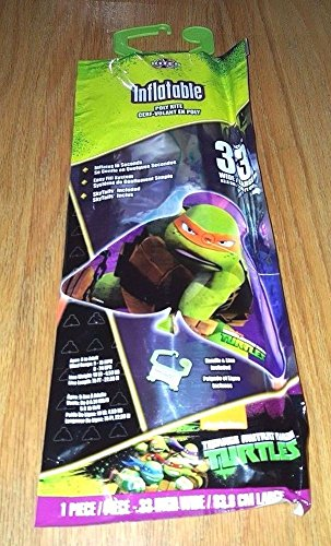 Brainstorm Inflatable Kite TMNT