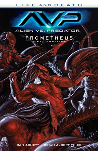 Alien vs. Predator: Life and Death (English Edition)