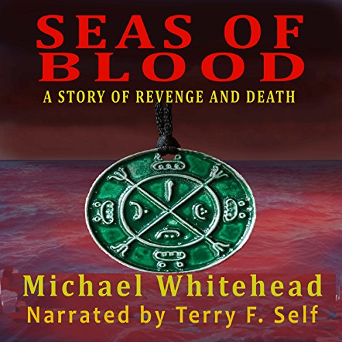 Seas of Blood audiobook cover art