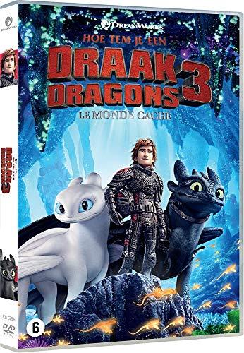 Hoe Tem Je Een Draak/Dragons 3 (DVD) 2019