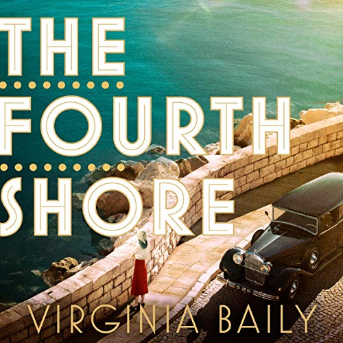 The Fourth Shore audiobook cover art