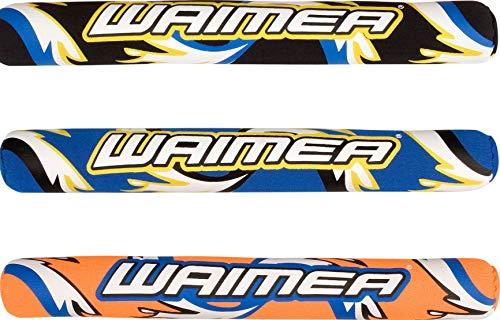 Schreuders Sport Unisexe Waimea 3 pièces en néoprène Bâtons de plongée, Cobalt Bleu/Orange/Noir, Taille Unique