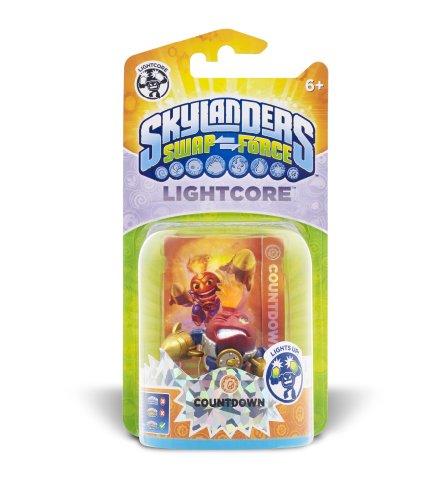 Skylanders: Swap Force - Figurina Light Core Countdown