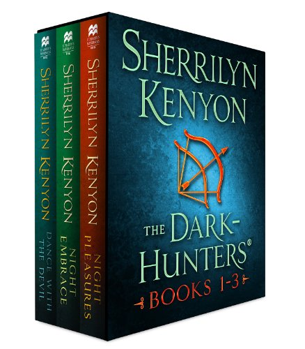 The Dark-Hunters, Books 1-3: (Night Pleasures, Night Embrace, Dance with the Devil) (Dark-Hunter Collection Book 1) (English Edition)