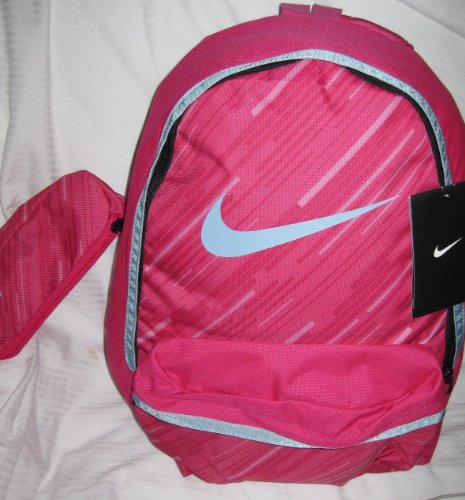 NIKE kinderrugzak Young Athlete Halfday BTS, fireberry/desert roze, 28 x 18 x 41 cm, BA4372-694, 0,00 euro/100 ml