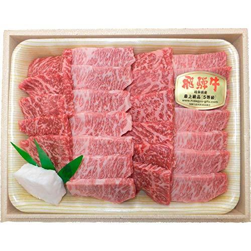 ≪内祝・御祝・快気祝・お返し≫ 飛騨牛 焼肉(モモ・バラ)300g