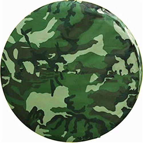 Alamor Copertura della Ruota di Scorta Auto Camouflage per Jeep SUV Automobile di Ricambio Copertura della Gomma 14