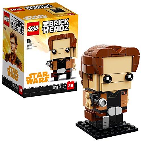LEGO Brickheadz 41608 - Konstruktionsspielzeug, Bunt