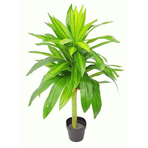Leaf LEAF-7019 Plante Artificielle en Forme de Feuille 105 cm, 105cm Dracaena