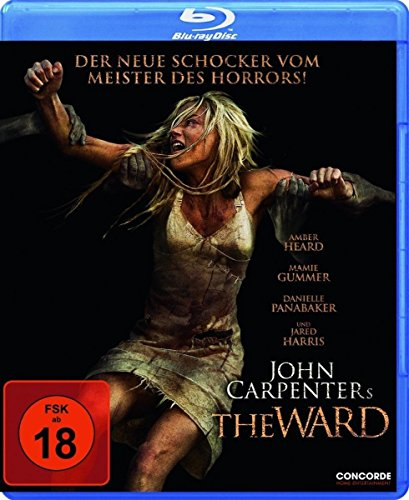 John Carpenters The Ward [Blu-ray]