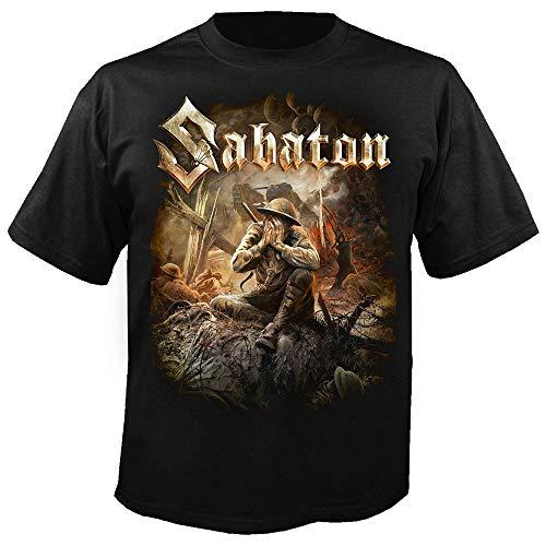 Sabaton - The Great War - T-Shirt Größe L