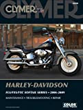 2006-2009 Harley Softail FLX / FXS / FXC Clymer Repair Manual