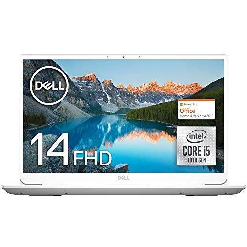 【MS Office Home&Business付き】Dell ノートパソコン Inspiron 14 5490 Core i5 Office シルバー 20Q31SHB...