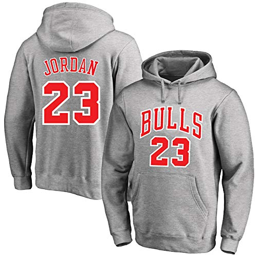 Fan Michael Jordan Chicago Bulls Chest Print Logo Casual Comfortabel Outdoor Warm herfst winter sweatshirt met capuchon S-XXXL