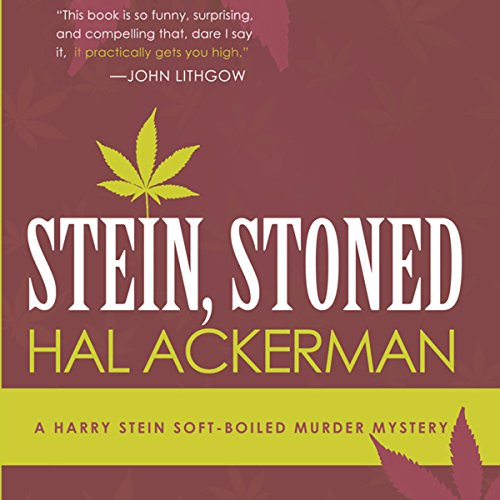 Stein, Stoned audiobook cover art