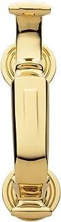 Baldwin 0113.003 S-Shaped Door Knocker, Lifetime Polished Brass