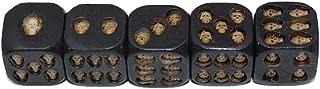 Best black skull dice set Reviews