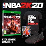 NBA 2K20 + DLC - Exclusivité Amazon