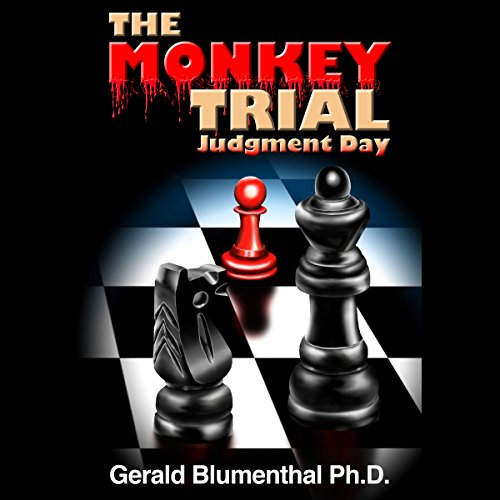 The Monkey Trial audiobook cover art