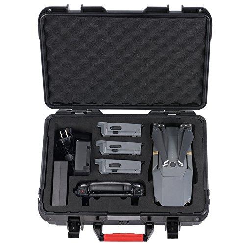 Hard Carrying Case for DJI Mavic Pro/DJI Mavic Pro Platinum -Waterproof Storage Suitcase(Not for Mavic 2 pro/Mavic 2 Zoom)