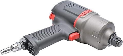 HYY-YY Bärbar praktisk pneumatisk 3/4 tum dubbel hammare typ luftdragare, plast stål kraftig luftutlösare, pneumatisk skif...