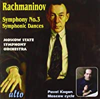 Symphony No. 3, Symphonic Dances (2008-10-14)