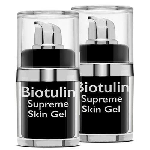 Biotulin - 2 x 15 ml Supreme Skin Gel - Limitierte Edition!