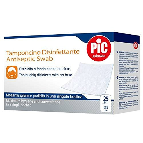 Pic Tamponcino 01150 Disinfettante