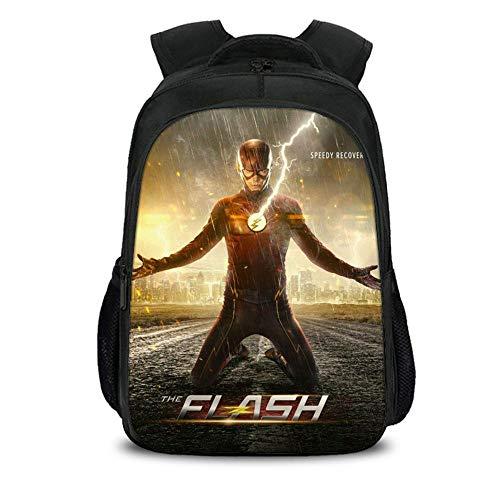 Backpack Marvel Flash Mochila para Computadora Impresión En 3D Escuela Primaria Y Secundaria Jardín De Infantes Bolso Escolar para Niños 1