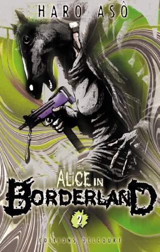 Alice in Borderland T02