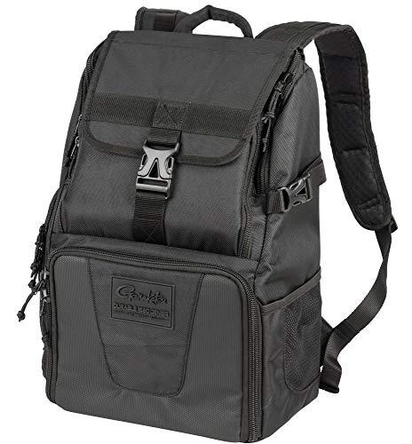 Gamakatsu Back Pack - Angelrucksack für Spinnangler, Rucksack für Raubfischangler, Anglerrucksack für Kunstköder, Tackletasche