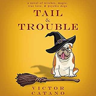 Tail and Trouble cover art