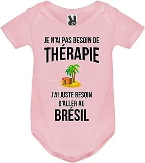 LookMyKase Body b/éb/é B/éb/é Gar/çon Je n AI Pas Besoin de Therapie j AI Juste Besoin d Aller en Corse