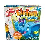 Hasbro Gaming Elefun Flyers - Juego de Cazar Mariposas - para niños de 4 años en adelante - 1-3 Jugadores