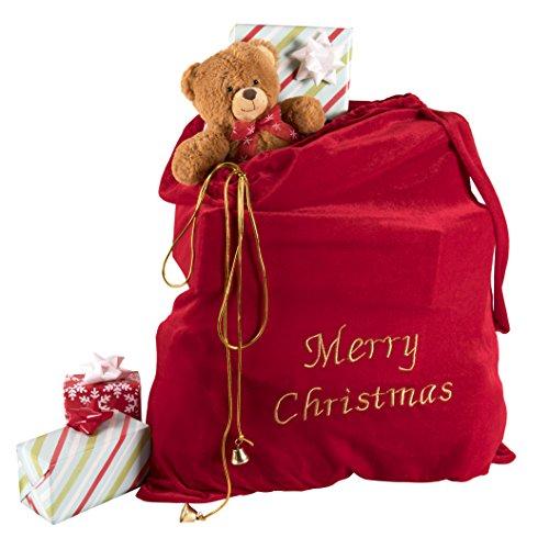Kangaroo Merry Christmas Santa Sack