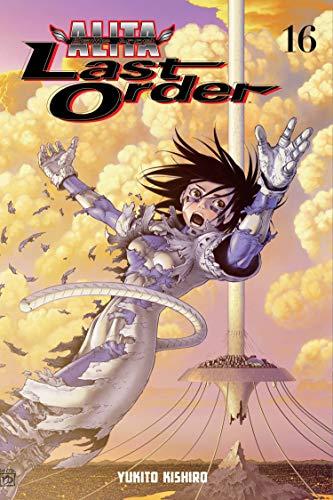 Battle Angel Alita: Last Order Volume 16-