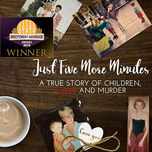 Just Five More Minutes audiobook cover art