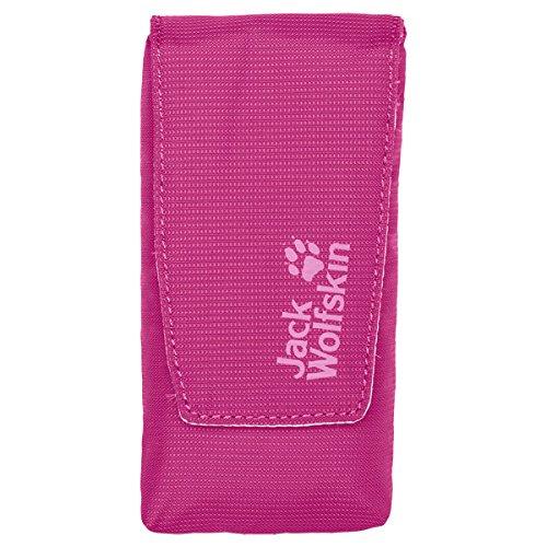 Jack Wolfskin Smartphonehülle Smart Cache, Pink Passion, 15 x 8 x 2 cm, 0.1 Liter