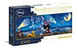 Clementoni - 39449 - Disney Panorama Collection - Mickey e Minnie - 1000 Pièces