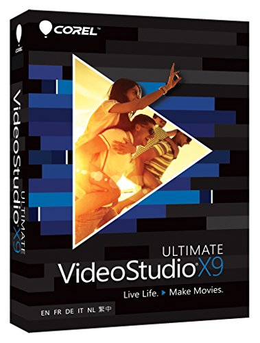 Corel VideoStudio Ultimate X9 (Old Version)