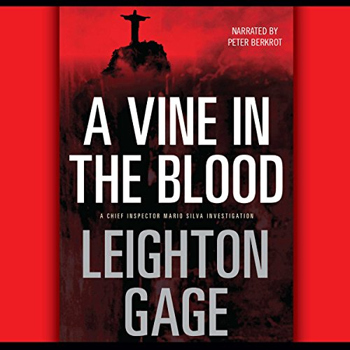 A Vine in the Blood audiobook cover art
