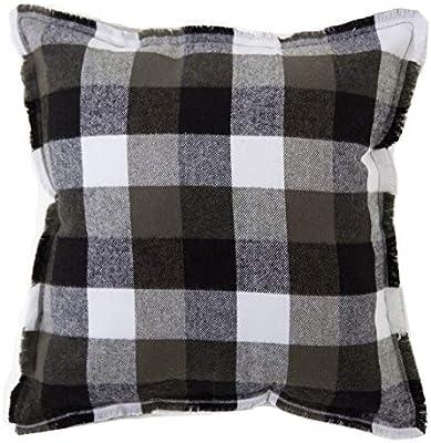 Amazon.com: Roros Tweed - Cojín reversible 100% lana noruega ...