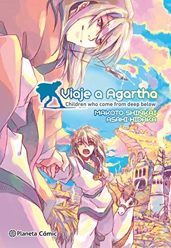 Viaje a Agartha (Deep Below 2-en-1): Children who come from deep below (Manga: Biblioteca Makoto Shinkai)